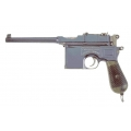 Mauser automatic pistol, caliber 7-63 mm, 1898 (1024)